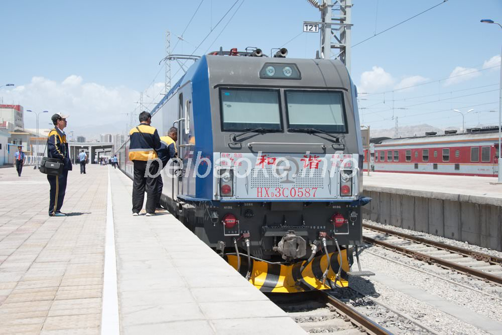 HXD3C和諧型電気機関車