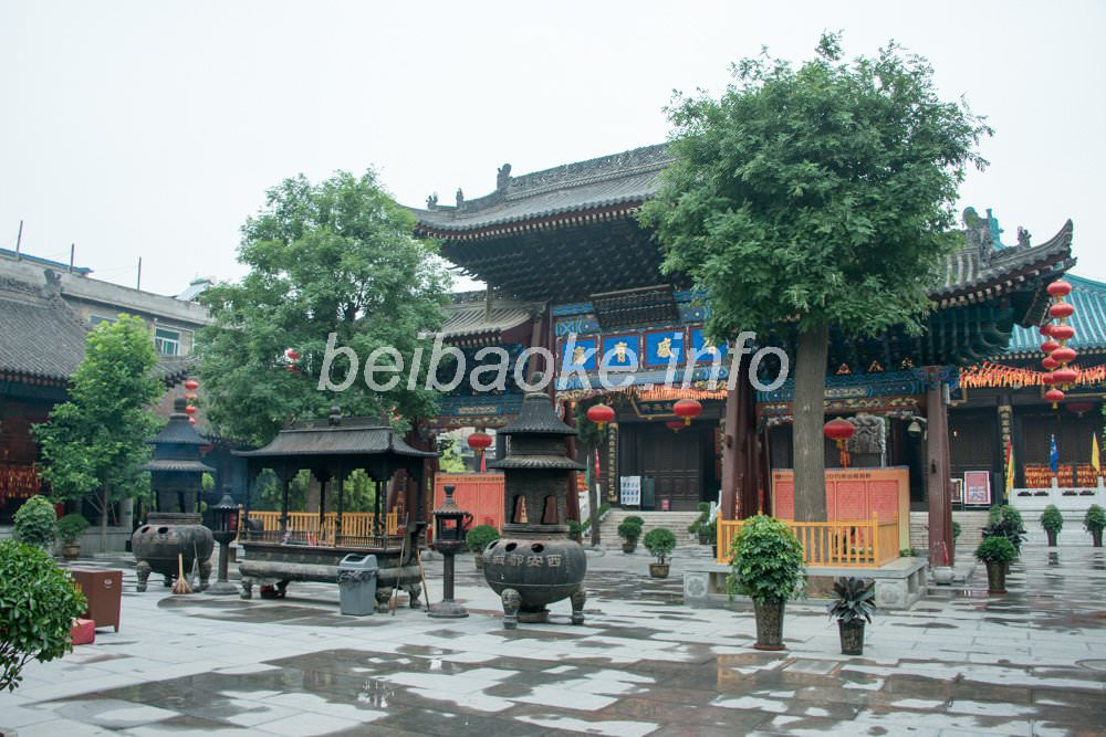 西安都城隍廟