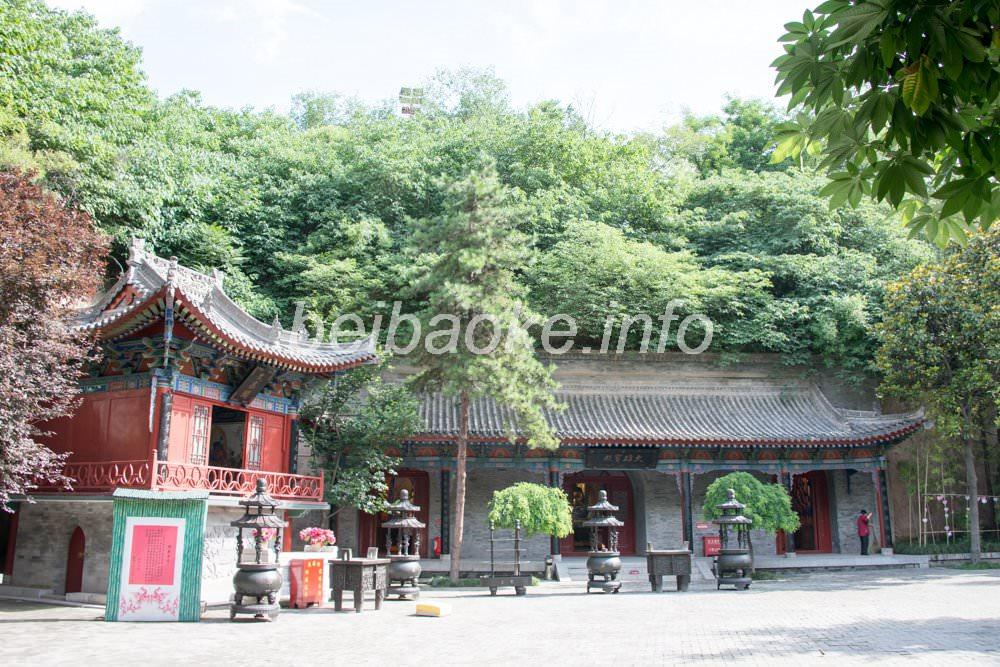 曲江寒窯遺址公園