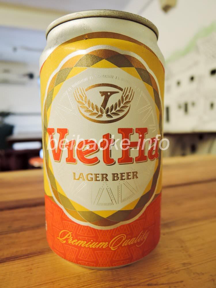 VietHaビール