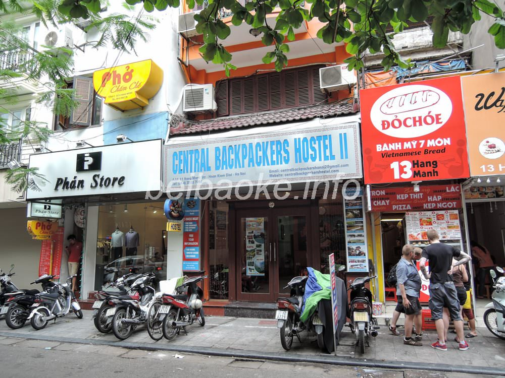 Central Backpackers Hostel II