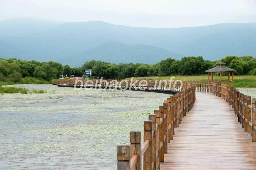 黒瞎子島湿地公園