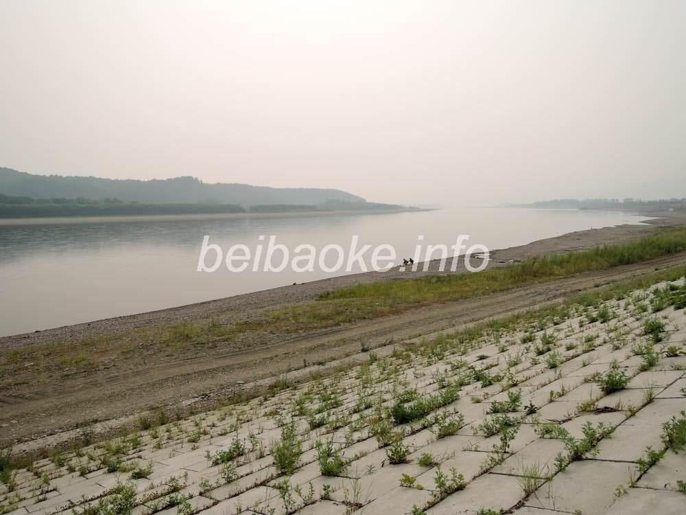 黒龍江(アムール川)