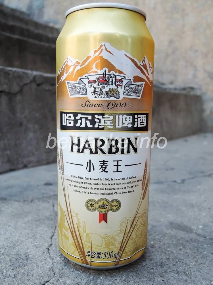 ハルビンビール小麦王
