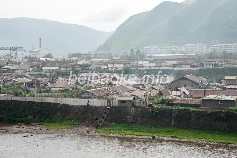 北朝鮮恵山