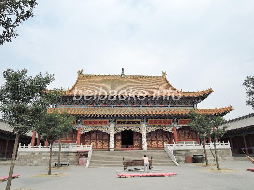 妙法禅寺(呂祖廟)