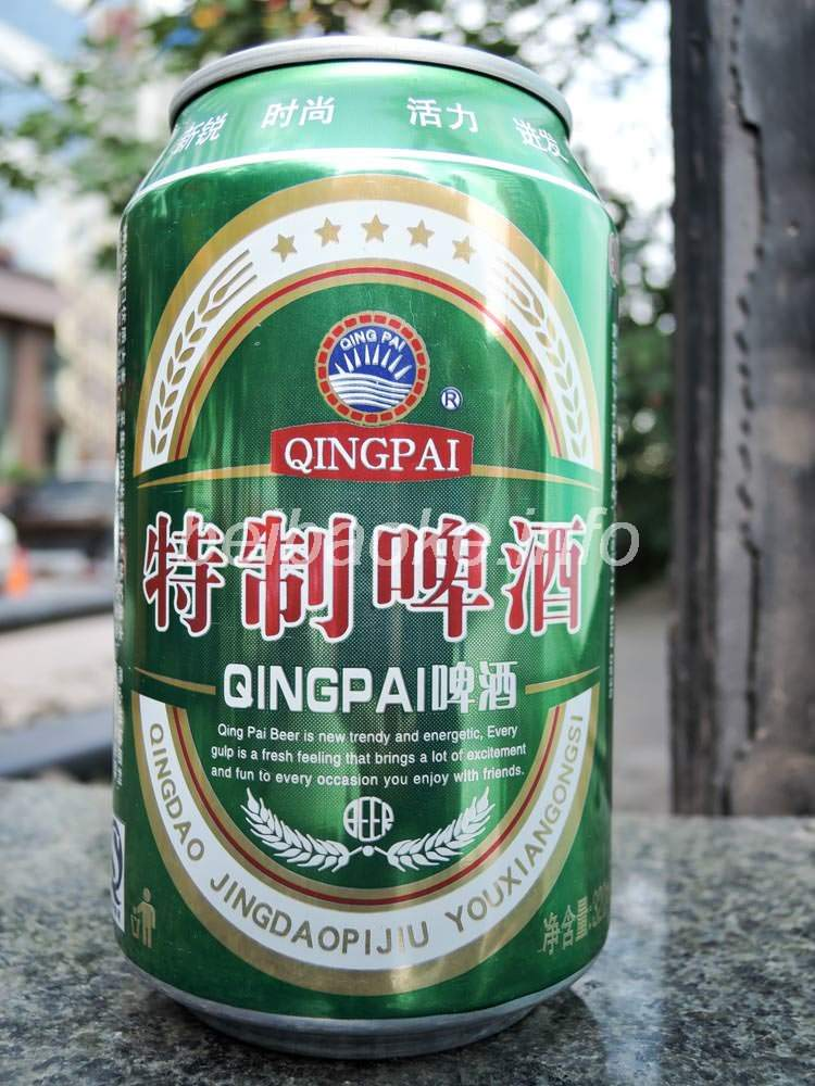 QINGPAIビール