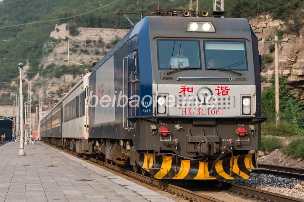 和諧型電気機関車HXD3C