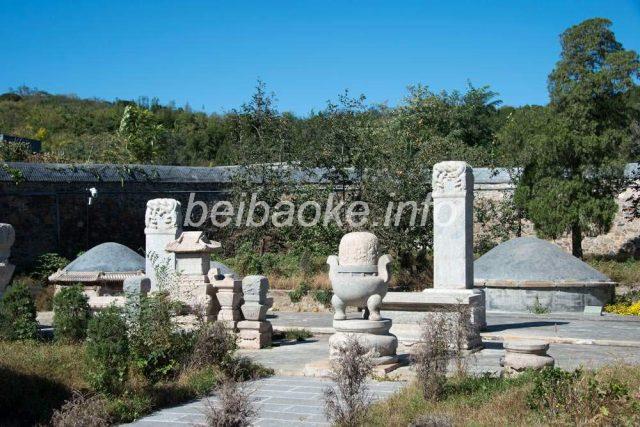 田義墓(北京宦官文化陳列館)