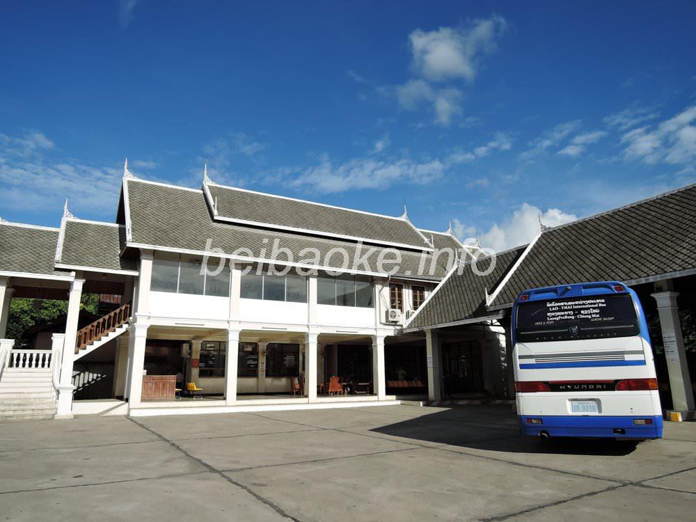 ルアンパバーン国際バスターミナル