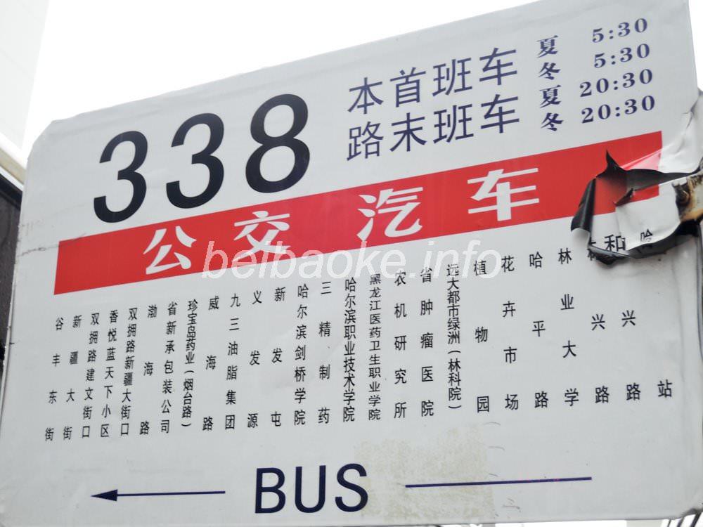 338路バス