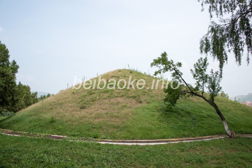 禹山貴族墓地