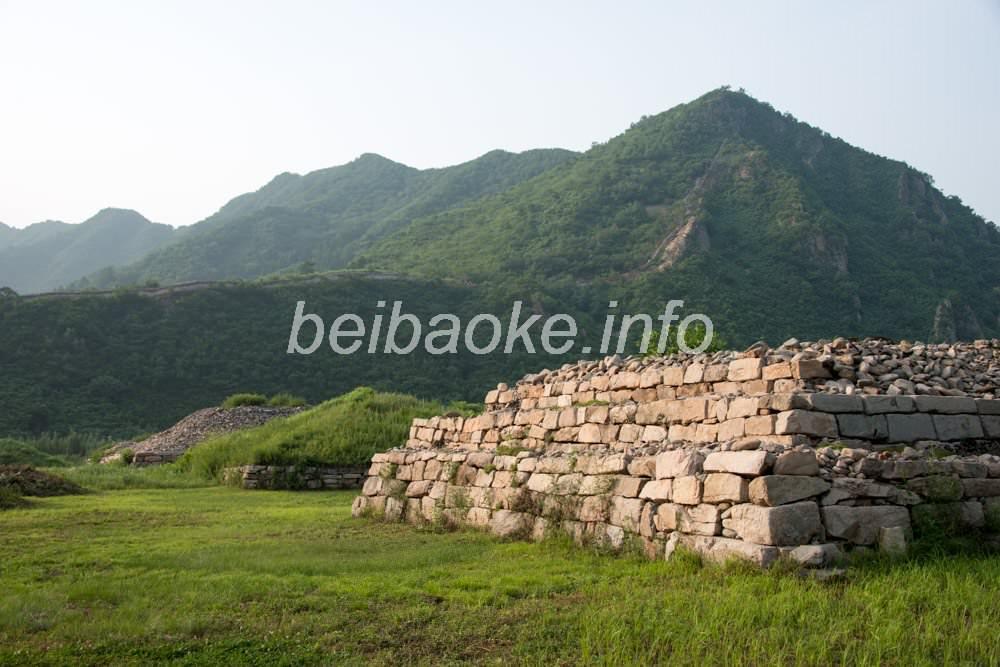 山城下貴族墓地