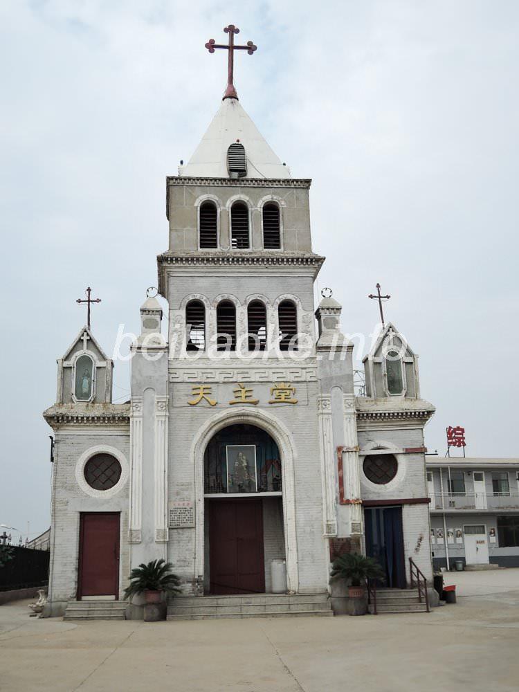 官井梁天主教堂