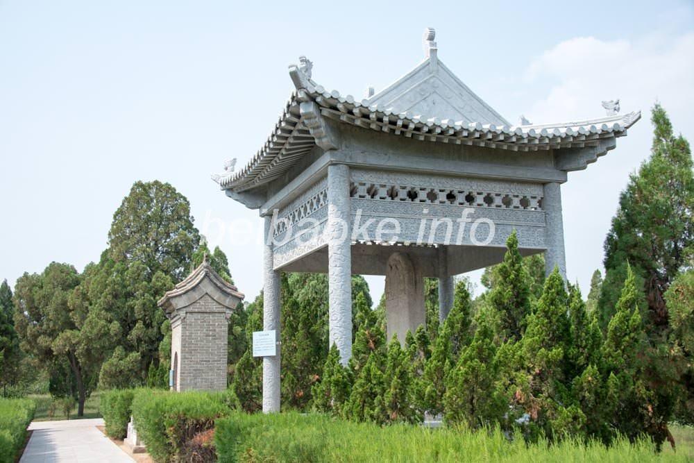 司馬一族の墓