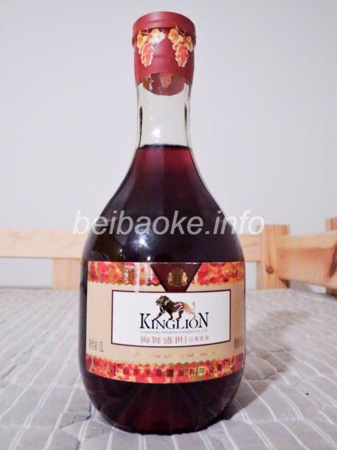 獅舞盛世紅葡萄酒