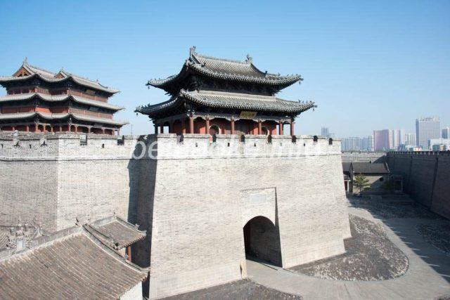 大同古城壁