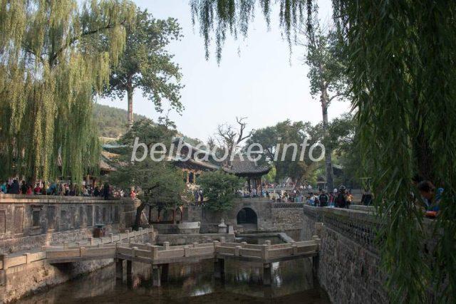 晋祠博物館