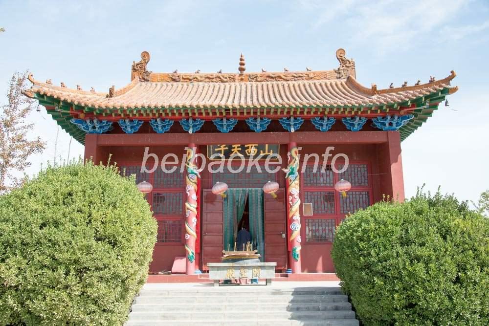 関聖殿(三義廟)